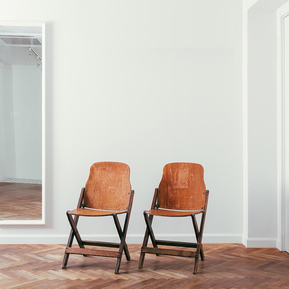 折り畳み式の椅子
