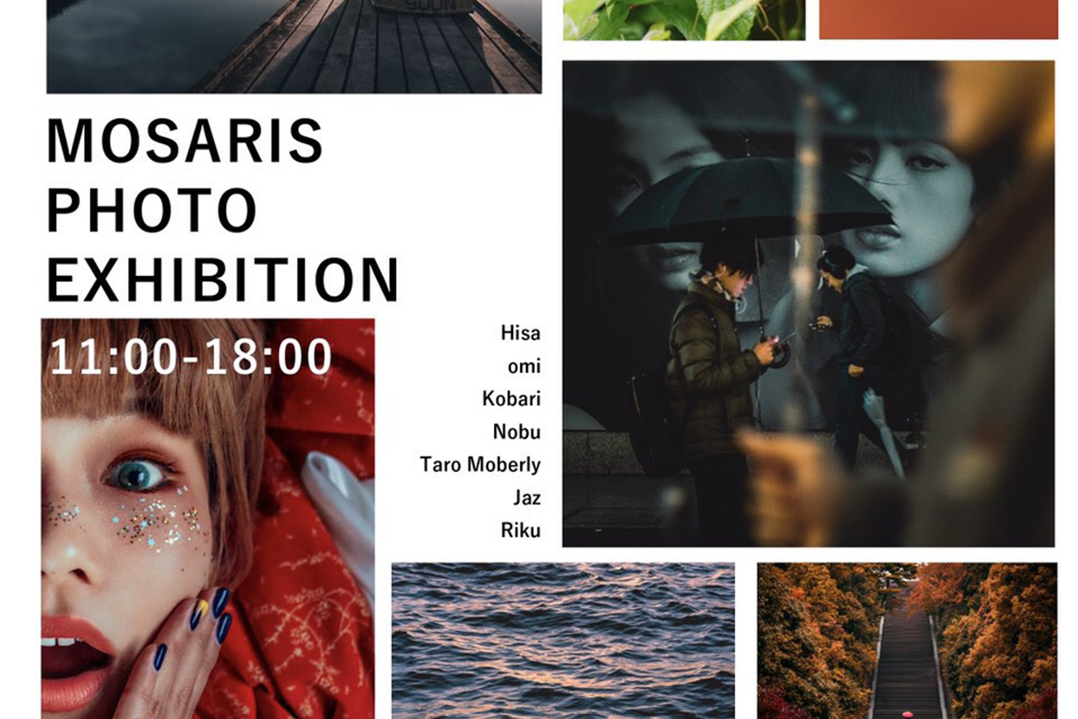 MOSARIS PHOTO EXHIBITION